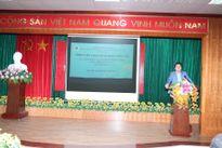 Giao lưu giữa thanh niên Cục Giám định và Sở Xây dựng Bắc Ninh