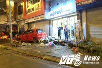 Ô tô đâm điên loạn, nhiều người bị thương ở Hà Nội: Tiếng la hét chấn động cả khu phố