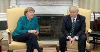 Ông Trump đã tiết lộ gì với bà Merkel?
