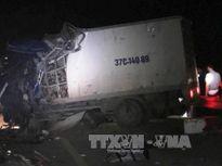 15 nạn nhân đã xuất viện sau vụ tai nạn xe khách đấu đầu xe tải tại Thanh Hóa