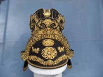 Kho báu trong lăng Thoại Ngọc Hầu: Chiếc mão trang trí bằng 5 lượng vàng ròng