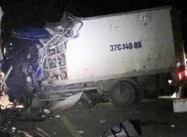Tài xế tử vong do tai nạn giao thông ở Thanh Hóa