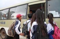 Sau vụ TNGT đặc biệt nghiêm trọng tại Gia Lai, học sinh đến trường được xe đưa đón miễn phí