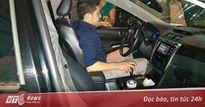 Xe Camry gây tai nạn tông hàng loạt người trên đường bỏ chạy