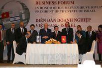 Việt Nam và Israel cần kết hợp những lợi thế của hai quốc gia, phấn đấu vì lợi ích chung