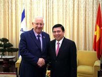 Tổng thống Israel: 'Đi một ngày đàng học một sàng khôn'