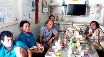 Cứu 5 ngư dân gặp nạn trên biển Vũng Tàu
