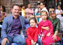 Những cặp song sinh dễ thương nhà sao Việt