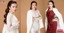 Hoa khôi Lan Phương gợi ý nữ công sở cách mặc sang trọng và trẻ trung