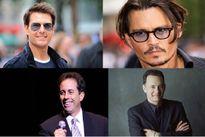 10 nam diễn viên có khối tài sản kếch xù nhất thế giới năm 2017