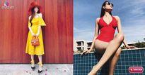 1001 cách mặc đồ đi biển sexy khó rời mắt của sao Việt