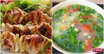 Gợi ý bữa cơm ngon và hấp dẫn cho chiều Chủ nhật