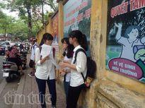 Trường THPT Hà Nội tuyển sinh cao nhất là 640 chỉ tiêu