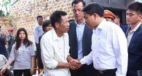 Chủ tịch Hà Nội cam kết giải quyết công tâm việc ở Đồng Tâm