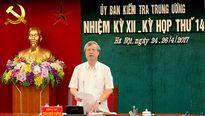 Ủy ban Kiểm tra TW: Xem xét thi hành kỷ luật ông Đinh La Thăng và Ban Thường vụ Đảng ủy PVN