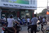 Vụ cướp 2 tỷ đồng ở Trà Vinh không gây thiệt hại tài chính cho Vietcombank
