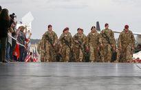 Sức mạnh tinh hoa Mỹ tăng mạnh tại Afghanistan