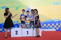 Chung kết và trao giải đua xe thăng bằng Cua-rơ Nhí