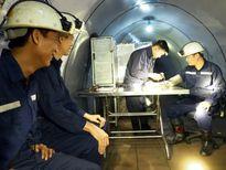 Trạm y tế dành cho công nhân dưới hầm lò sâu 220 mét