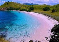 Ngẩn ngơ trước 10 bãi biển hồng kỳ ảo trên thế giới