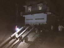 Nhân viên trạm bơm tử vong khi sửa chữa máy