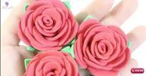 Video: Cách làm hoa hồng đơn giản nhân ngày của mẹ