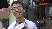 Được cấp visa sang Mỹ: Nam sinh Quảng Trị ao ước sẽ mang vinh quang trở về