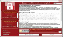 Cảnh giác với virus tống tiền đang tấn công toàn cầu