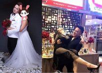 Vợ Cao Thái Sơn phản ứng như thế nào khi nhìn thấy hình ảnh này của chồng?