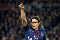 Cavani, cầu thủ hay nhất mùa của Pháp