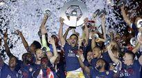 Monaco truất ngôi PSG, vô địch Pháp