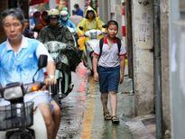 'Làn đường ưu tiên BRT trong ngõ' đầu tiên ở Hà Nội