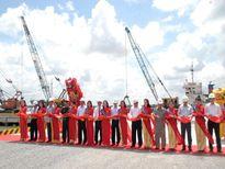 Hậu Giang đưa vào khai thác cầu cảng 20.000 DWT