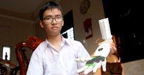 'Cánh tay robot' đoạt giải ở Mỹ được hoàn thành với 3 triệu đồng
