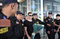 DJ Top 3 thế giới đã đến Việt Nam chuẩn bị trình diễn Hardwell by VinaPhone