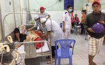 Bến Tre cấp cứu thành công 39 công nhân bị ngộ độc