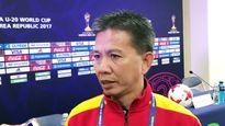 HLV Hoàng Anh Tuấn tự tin trước trận gặp U20 New Zealand