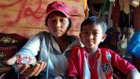 Nhóm phát kẹo khiến trẻ em ăn ngộ độc thực chất là tổ chức từ thiện