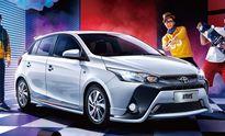 Toyota Yaris 2017 ra mắt tại Trung Quốc, giá chỉ từ 303 triệu đồng