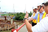Đẩy nhanh tiến độ dự án giải quyết ngập do triều cường tại TP Hồ Chí Minh