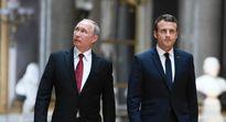 Tổng thống Putin đáp trả cáo buộc Nga can thiệp bầu cử Pháp