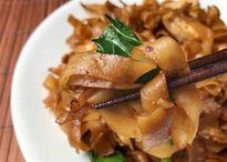 Đổi vị cuối tuần với món mỳ tươi xào kiểu Thái cả nhà đều thích