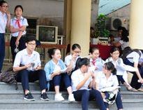 Thí sinh Đà Nẵng bước vào kỳ thi tuyển sinh lớp 10