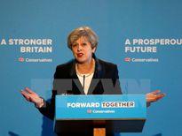 EIU: Thủ tướng Anh Theresa May đối mặt với áp lực ngày càng tăng