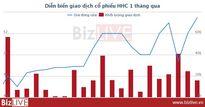 Lại thêm nữ đại gia chi gần 200 tỷ mua cổ phiếu HHC