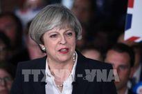 Bầu cử Anh: Áp lực đối với Thủ tướng Theresa May