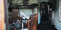 Hiện trường thương tâm vụ cháy khiến 3 người chết ở Khánh Hòa