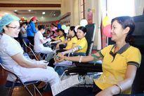 Điện Biên tôn vinh người hiến máu và hưởng ứng 'Hành trình đỏ'