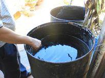 150 hộ dân phải uống nước có độc chất mỗi ngày