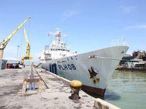 Tàu CSB Nhật Bản thăm hữu nghị Đà Nẵng